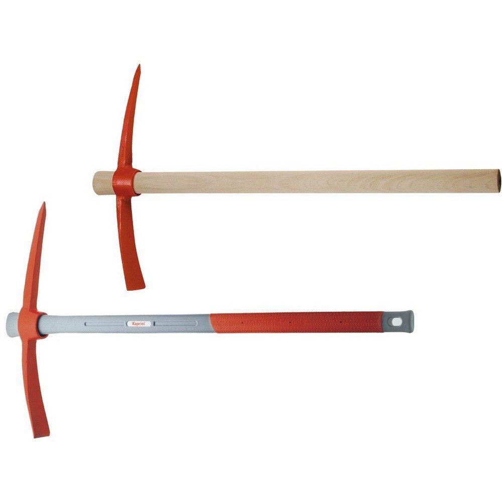 Piccone KAPRIOL con manico legno