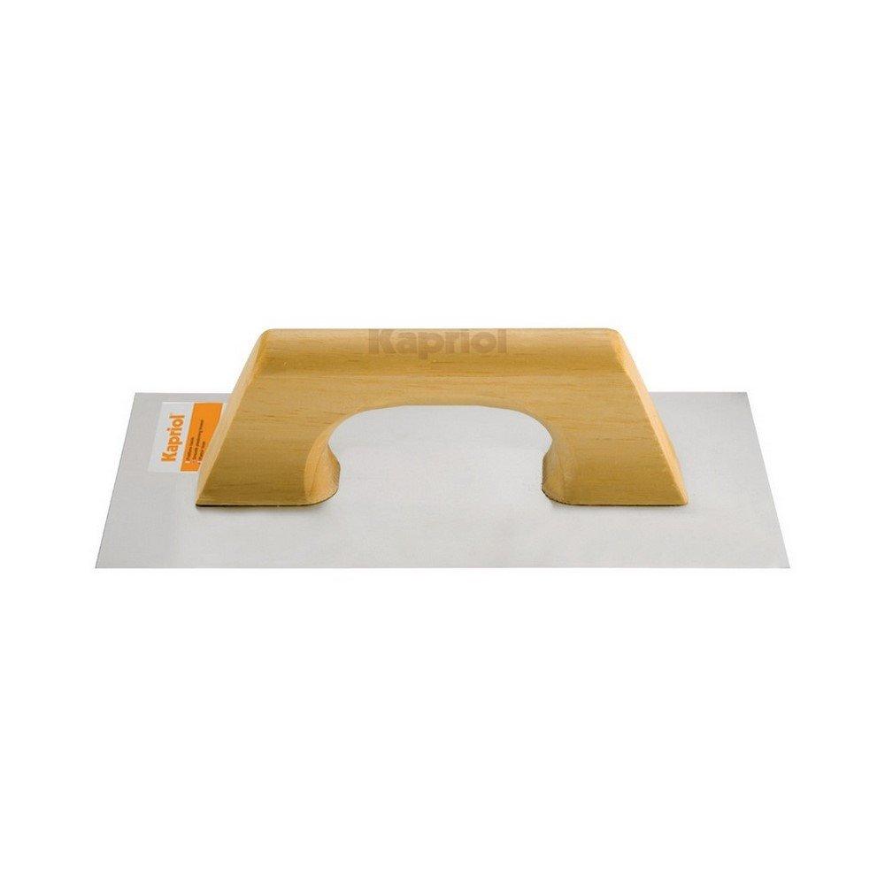 Frattone liscio KAPRIOL in acciaio Inox 15x30cm