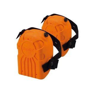 Ginocchiera poliuretano KAPRIOL arancione EN14404