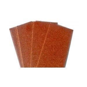 Carta abrasiva KAPRIOL K80 Set 10pz