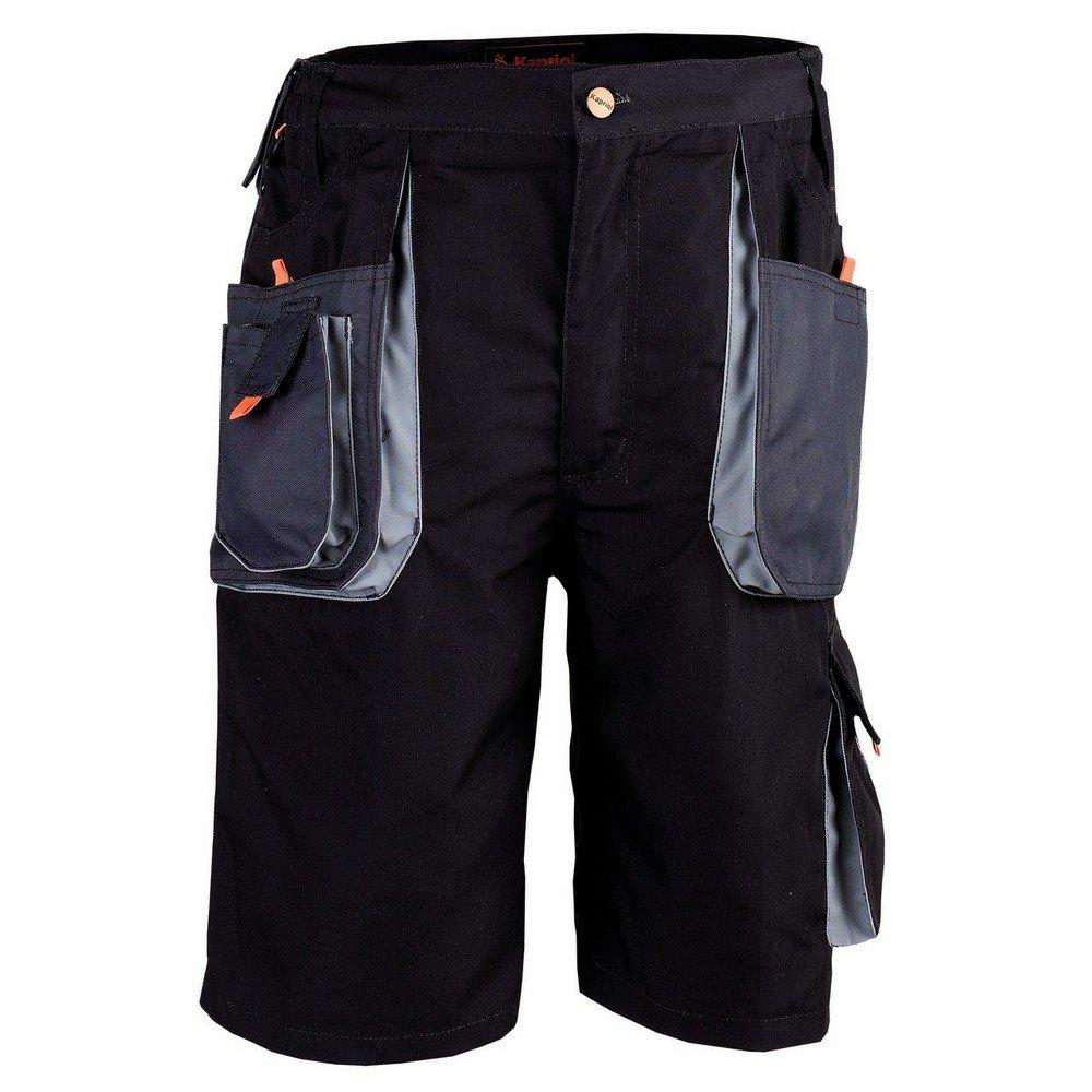 Pantaloncini da lavoro KAPRIOL Smart Neri