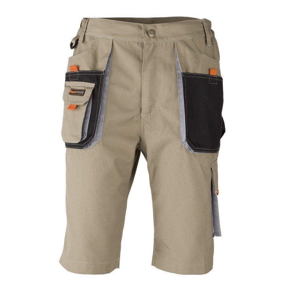 Pantaloncini da lavoro KAPRIOL Smart Beige