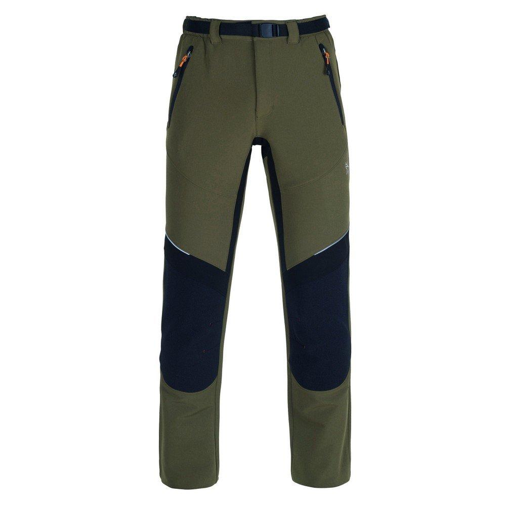 Pantaloni elasticizzati KAPRIOL Expert Castoro/Nero