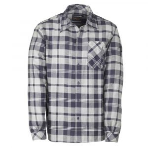 Camicia scozzese KAPRIOL Redwood Grigia
