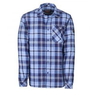 Camicia scozzese KAPRIOL Redwood Blu