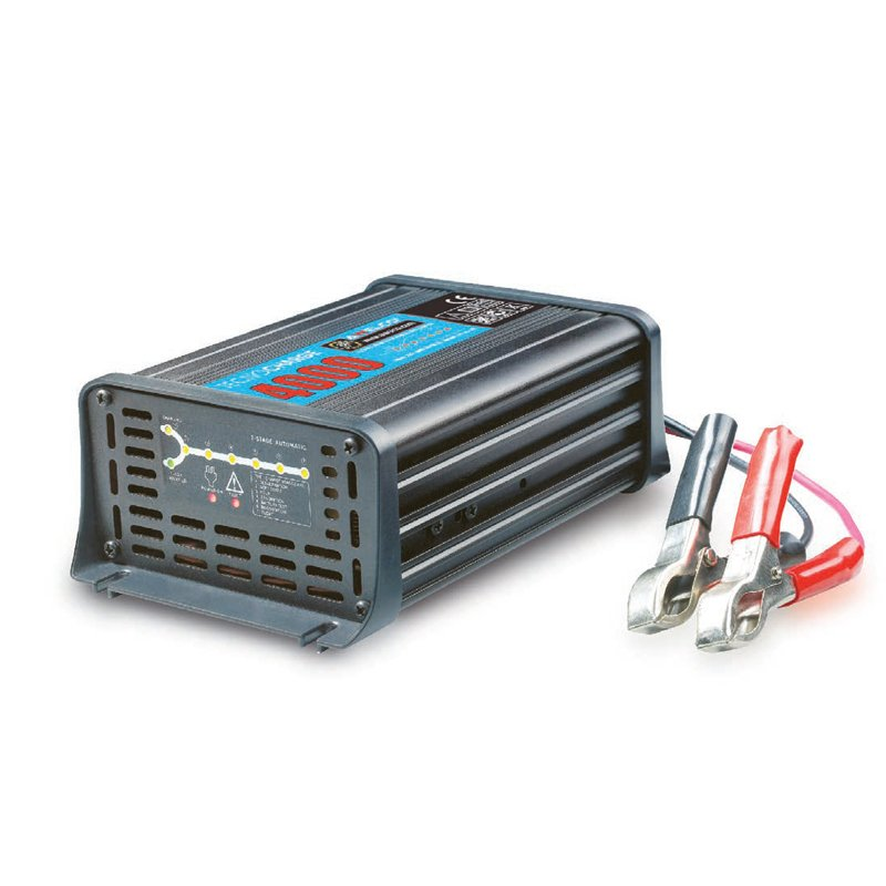 Caricabatterie AWELCO Tecnocharge 4000 – 12V