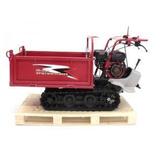 Motocarriola cingolata 7B-WM320A portata 320kg
