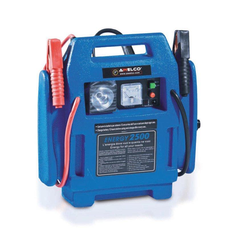 Avviatore portatile a batteria AWELCO Energy 2000 – 12V