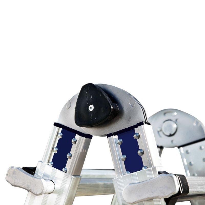 Scala telescopica STP Universale Clik Clak A20UNINKC 5×4