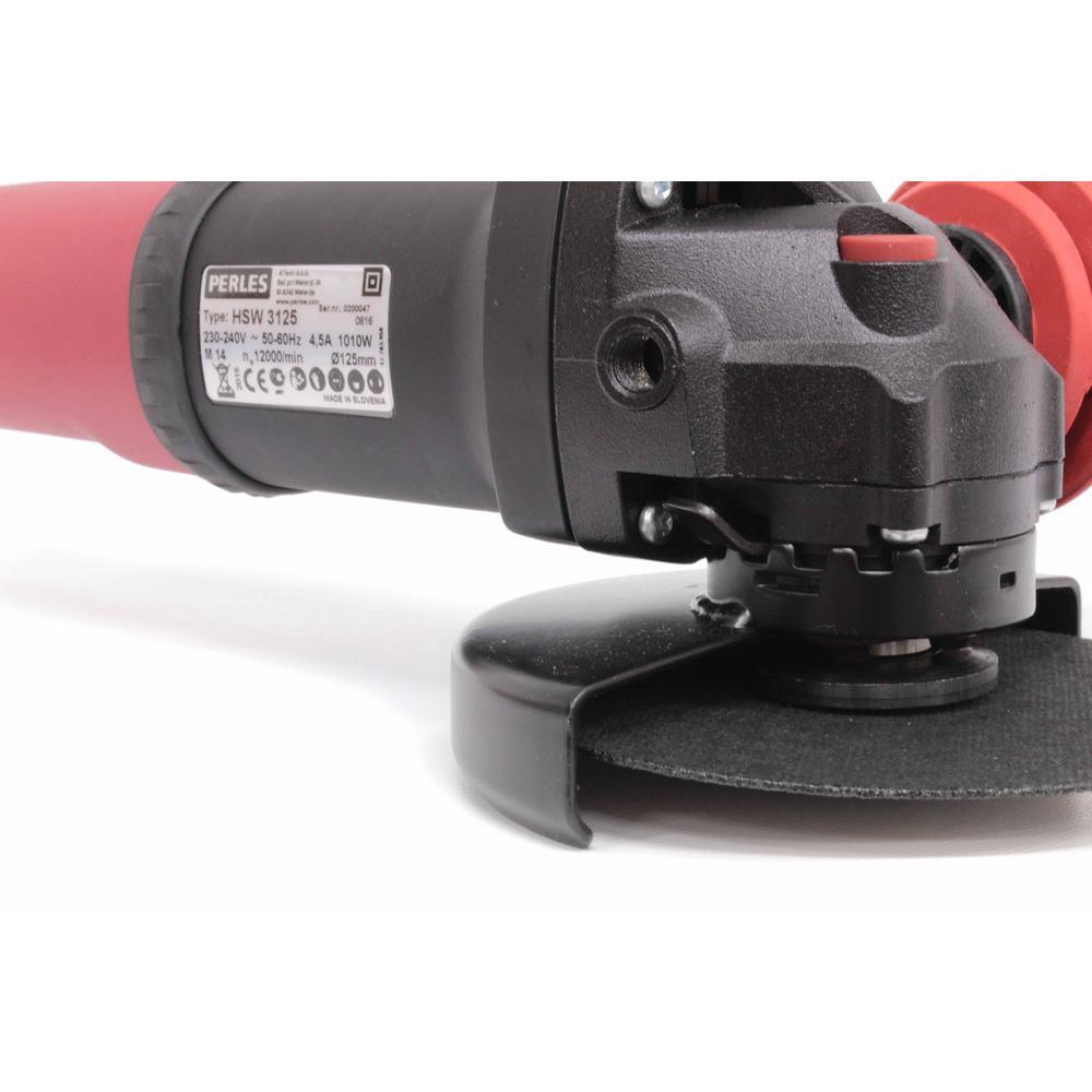 Smerigliatrice angolare PERLES HSW3125 1010W