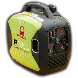 Generatore Inverter PRAMAC P2000i 230V / 1.6 kW