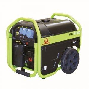 Generatore PRAMAC PX8000 230V / 4.5 kW E-Start