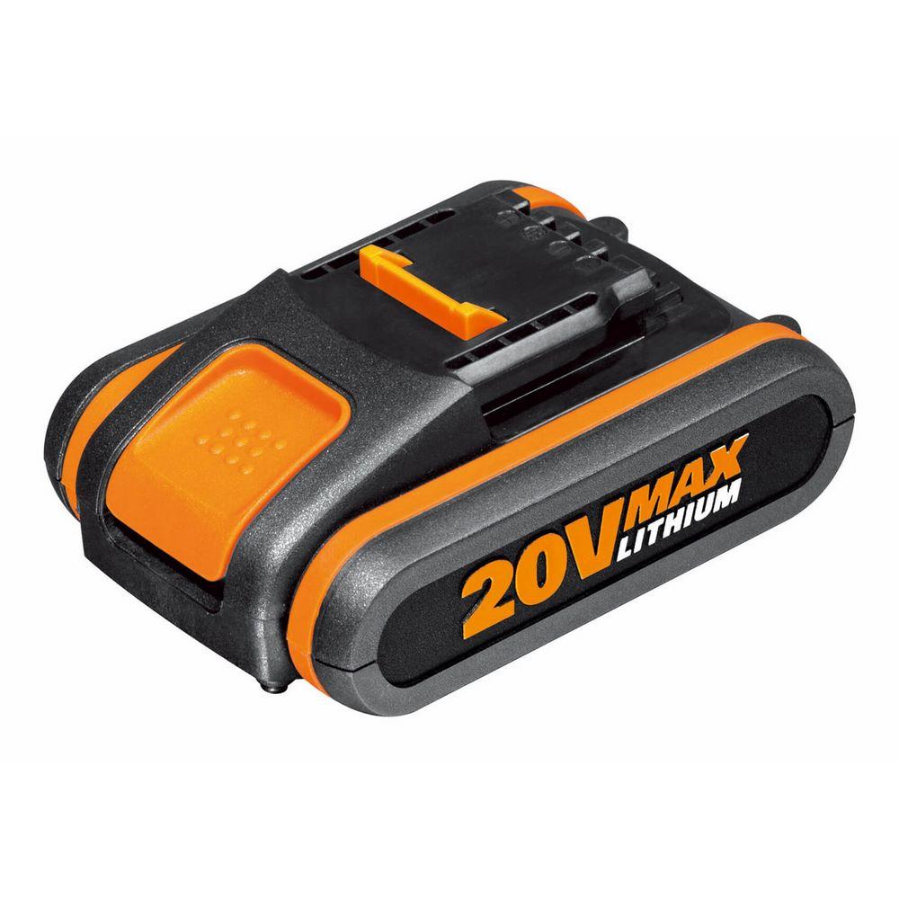 Batteria WORX WA3551.1 20V / 2.0Ah