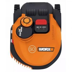 Robot tosaerba WORX Landroid WR501SI.1 – 500mq