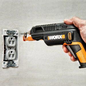 Avvitatore a batteria WORX WX255 SD 4V